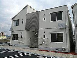 ベルデ C棟[2階]の外観