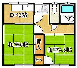 南小倉駅 2.5万円