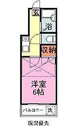 TOMIO[2階]の間取り