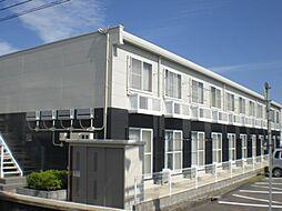 徳島県徳島市中前川町4丁目の賃貸アパートの外観