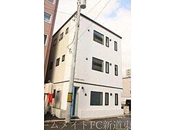 札幌市営東豊線 新道東駅 徒歩6分の賃貸アパート