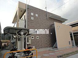 AIKI[1階]の外観
