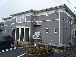 フラワー高横須賀[202号室]の外観