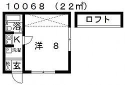 高見ノ里駅 2.7万円