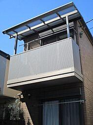 東京都杉並区南荻窪4丁目の賃貸アパートの外観