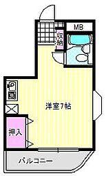 ラ・ルピナス[3階]の間取り