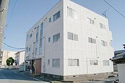 マンション松[3階]の外観