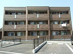 ボンヌールコートK[106号室]の外観