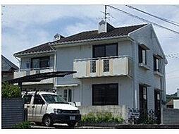 愛媛県松山市石手白石の賃貸アパートの外観