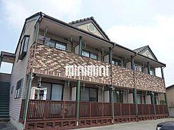 パルハイム2001B[2階]の外観