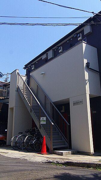 comfort岸谷[1階]の外観
