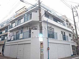 カーサ竹矢第二[3階]の外観