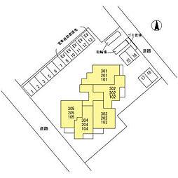 (仮)D-room南鳩ヶ谷2丁目[101号室]の外観