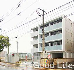 福岡県福岡市中央区唐人町2丁目の賃貸マンションの外観