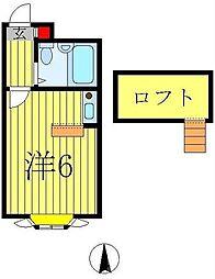 【敷金礼金0円!】ベルピア北松戸7
