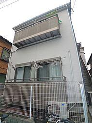 埼玉県川口市芝5-の賃貸アパートの外観