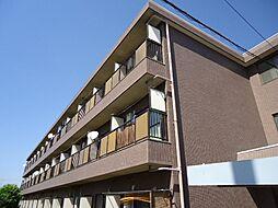 東京都立川市柏町3丁目の賃貸マンションの外観