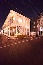 福岡県福岡市早良区野芥4丁目の賃貸アパートの外観