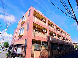 東京都西東京市東町4丁目の賃貸マンションの外観