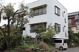 静岡県駿東郡清水町柿田の賃貸アパートの外観