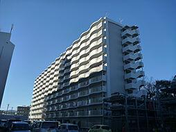 プレスト・コート弐番館[8階]の外観