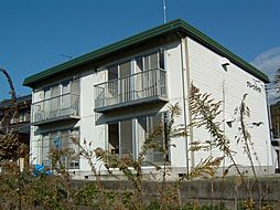 滋賀県彦根市正法寺町の賃貸アパートの外観
