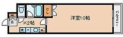 兵庫県神戸市兵庫区兵庫町2丁目の賃貸マンションの間取り