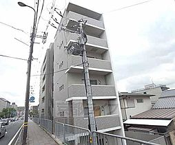 京都府京都市右京区西京極野田町の賃貸マンションの外観