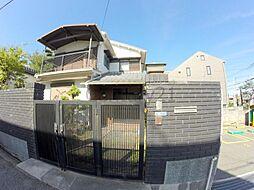 [一戸建] 兵庫県宝塚市雲雀丘2丁目 の賃貸【/】の外観