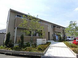 カムフォーラU[2階]の外観