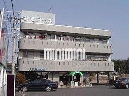 益浩コーポ[2階]の外観