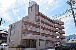 広島県広島市安佐南区東野3丁目の賃貸マンションの外観