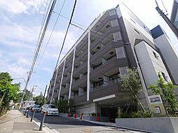 ザ・パークハビオ横浜山手[502号室]の外観