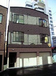 ウイングコート札幌II[2階]の外観