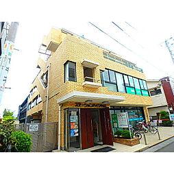 千葉県船橋市本中山3の賃貸マンションの外観