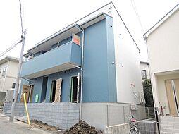 アーバンフォレスト新松戸[2階]の外観
