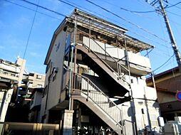 埼玉県戸田市本町3丁目の賃貸アパートの外観