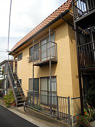 オレンジコーポ[1階]の外観