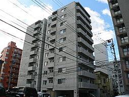 ISグランデ札幌[00303号室]の外観