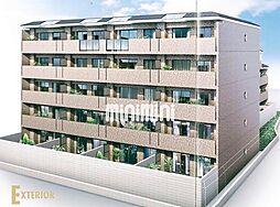 リーガル京都聖護院[3階]の外観