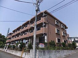 静岡県富士市三ツ沢の賃貸マンションの外観