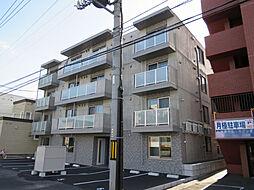 北海道札幌市東区北三十五条東17丁目の賃貸マンションの外観