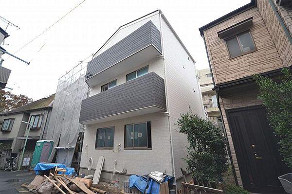 カノープス南大井A 2階の賃貸【東京都 / 品川区】