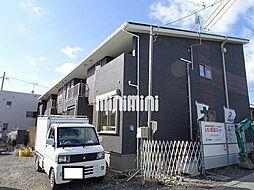 静岡県静岡市清水区下野町の賃貸アパートの外観