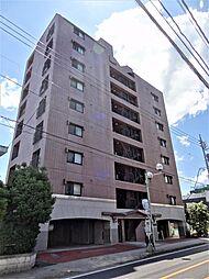 埼玉県飯能市仲町の賃貸マンションの外観