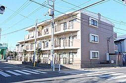 東京都昭島市玉川町5丁目の賃貸マンションの外観