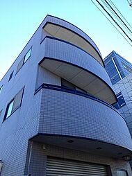 東京都北区神谷1丁目の賃貸マンションの外観
