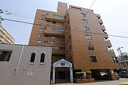 北海道札幌市白石区本郷通8丁目の賃貸マンションの外観