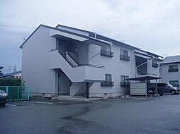 兵庫県姫路市飾磨区阿成鹿古の賃貸マンションの外観
