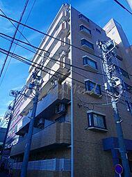 神奈川県横浜市神奈川区反町1の賃貸マンションの外観